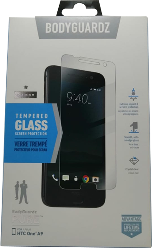 BodyGuardz Tempered Glass 1