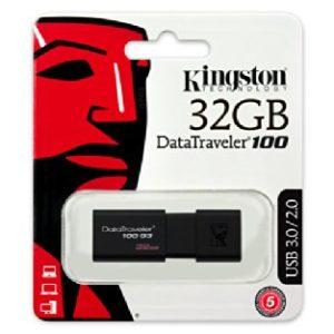 Kingston 32GB Data Traveler