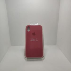Apple iPhone X Silicon Case Kingston Jamaica 1