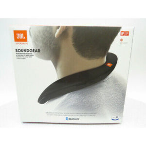 Soundgear Wearable Wireless Bluetooth Sound