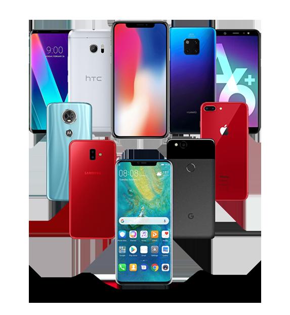 Phone Collage Jamaica