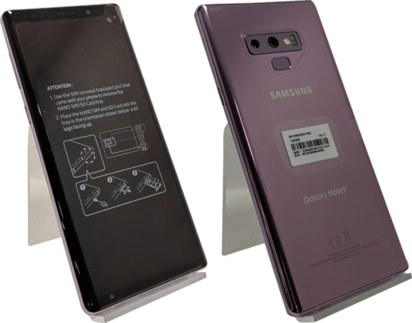 Samsung Galaxy Note 9 for Sale in Jamaica