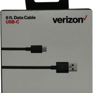 Verizon 6ft Data Cable USB C Cable 1