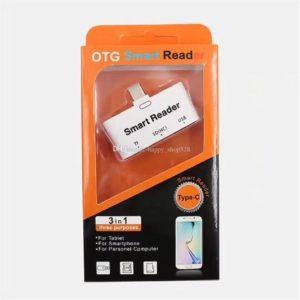 Smart Reader 3-in-1 OTG Adapter