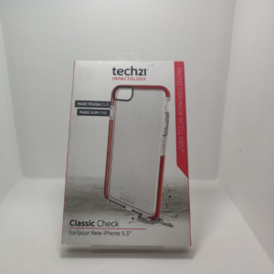 iPhone 7 Tech21 Classic Check Case Jamaica 1