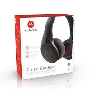 Motorola MT-SH012 Pulse Escape Wireless Over-Ear Headphones