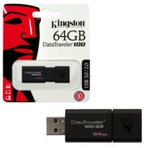 Kingston 64GB Data Traveler