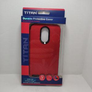 LG Stylo 4 Titan Case Jamaica 1