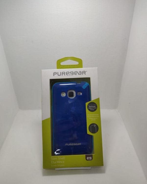 Samsung Galaxy Core Prime Puregear Blue Case 1