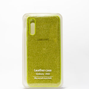 Samsung Galaxy A50 Leather Case