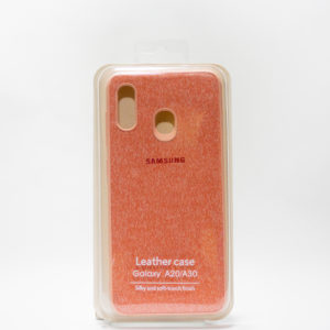 Samsung Galaxy A20/A30 Leather Case