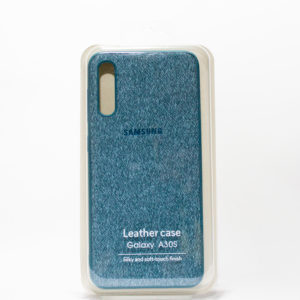 Samsung Galaxy A30s Leather Case