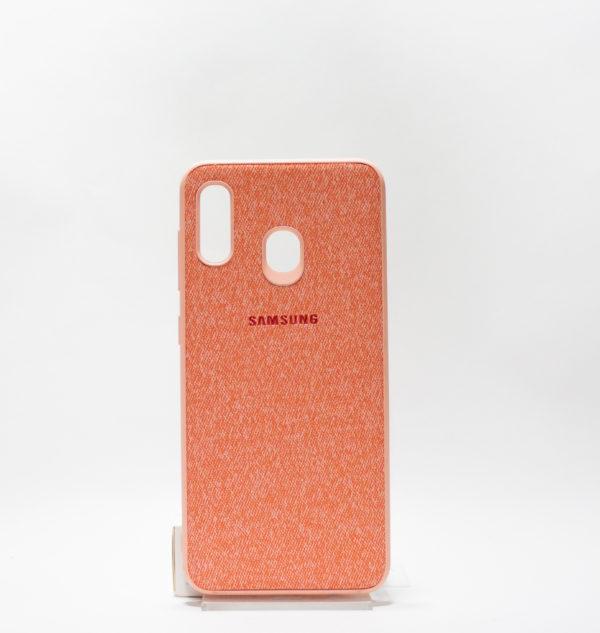 Samsung Galaxy A20/A30 Leather Case